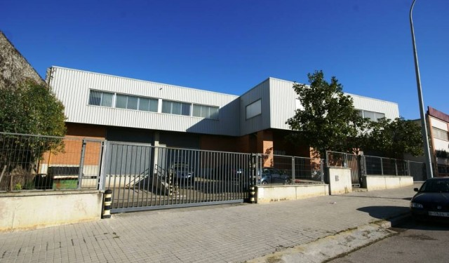 Nave industrial en Sabadell