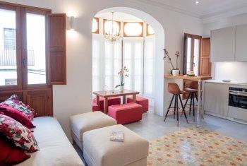 Apartamento 1 suite en Ibiza centro, la marina
