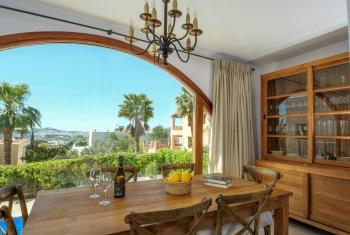 Villa enalquiler Ses Vistes - Ibiza